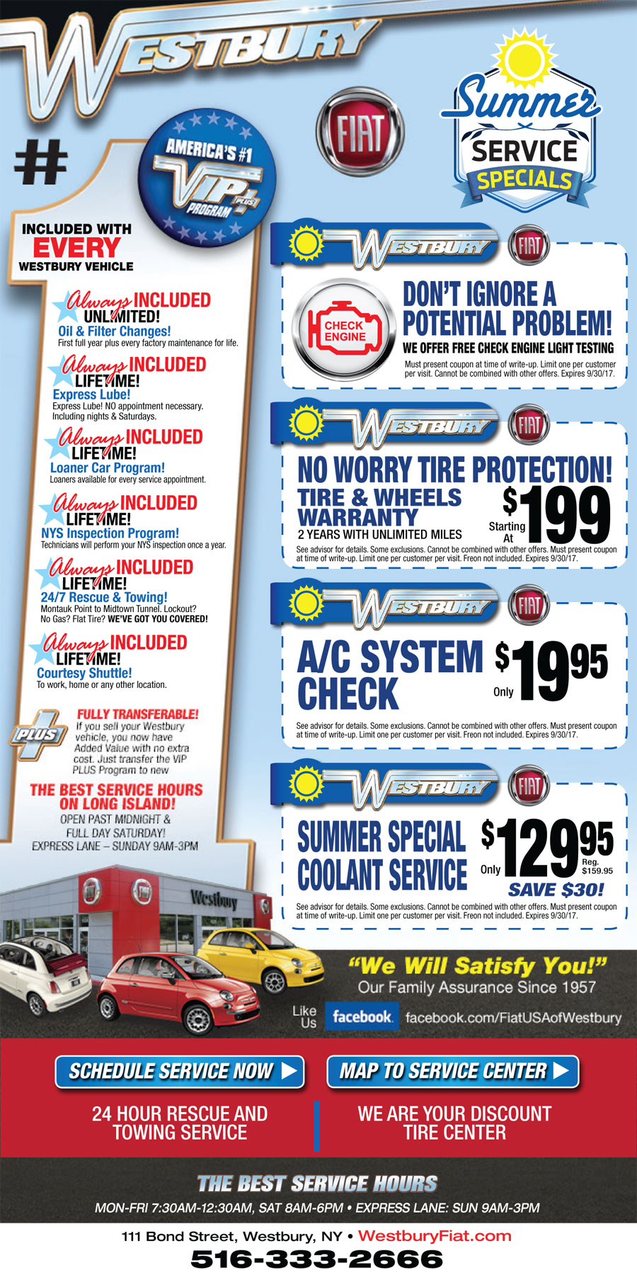 Deals On Oil Changes >> Automotive Service Coupons Long Island | Nassau County Oil ...