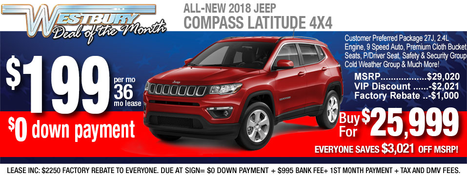 jeep compass latitude
