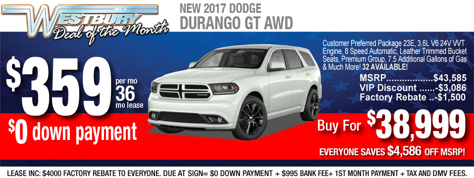 New Dodge Deals Long Island Westburydeals Com