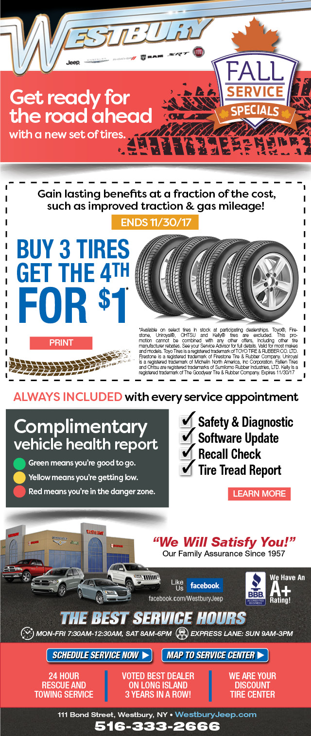 Automotive Service Coupons Long Island | Nassau County Oil ...