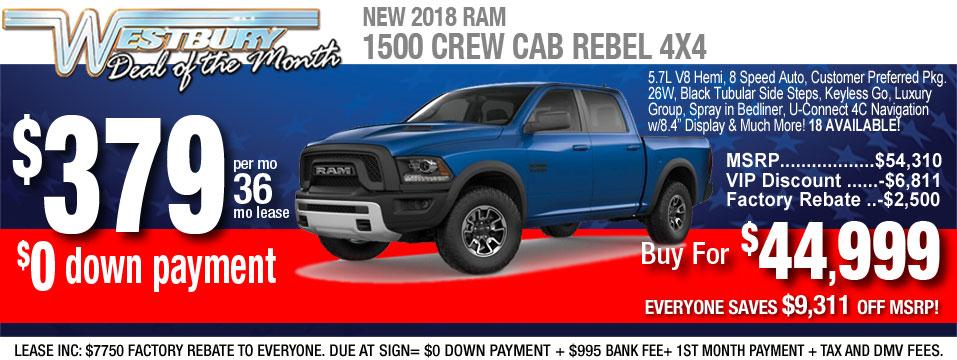 Ram Truck Deals Long Island