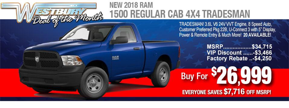 2018-Ram-1500-Regular-Cab