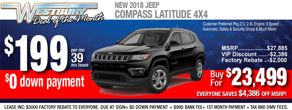 Jeep Deals Long Island Ny Jeep Cherokee And Grand