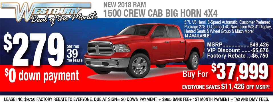 2018 Ram-1500-Crew-BigHorn