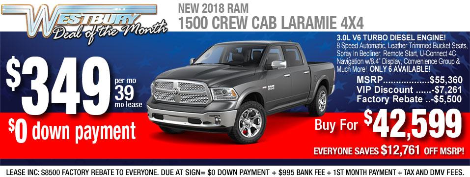 1500-Crew-Laramie-3.0L