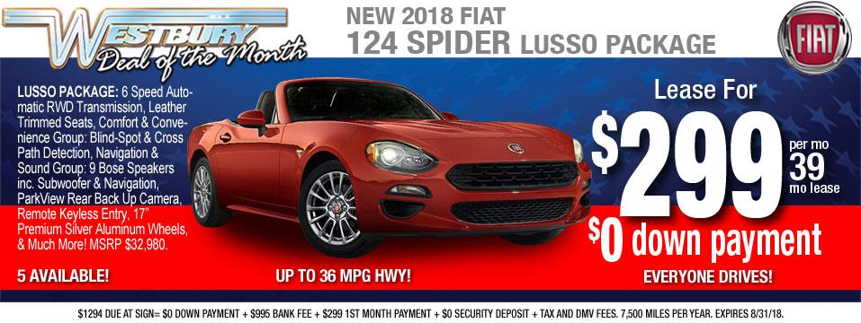 Fiat 124-Spider-Lusso