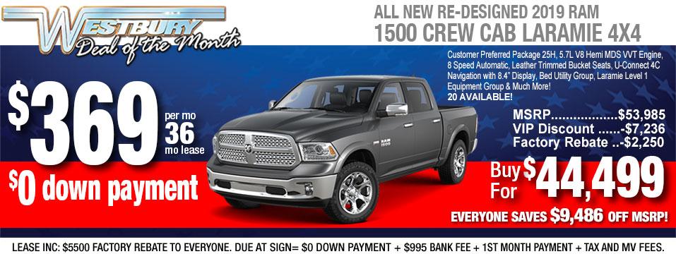 2019-Ram-1500-Crew-Cab-Laramie