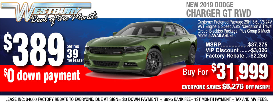 Dodge Charger-GT