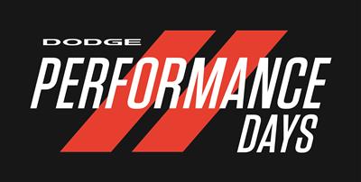 dodge performance