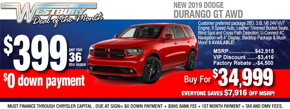 Dodge Durango-GT