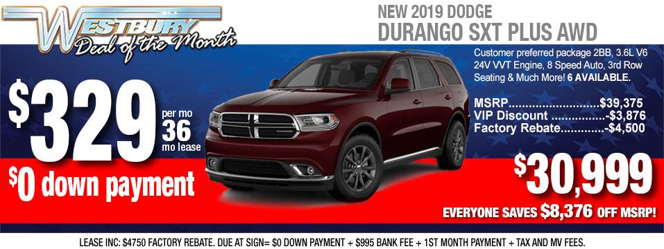 Durango-SXT-Plus