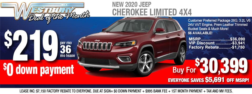 Jeep Cherokee-LTD