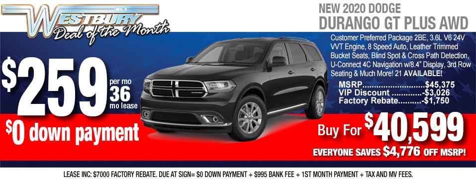 Durango-GT-Plus